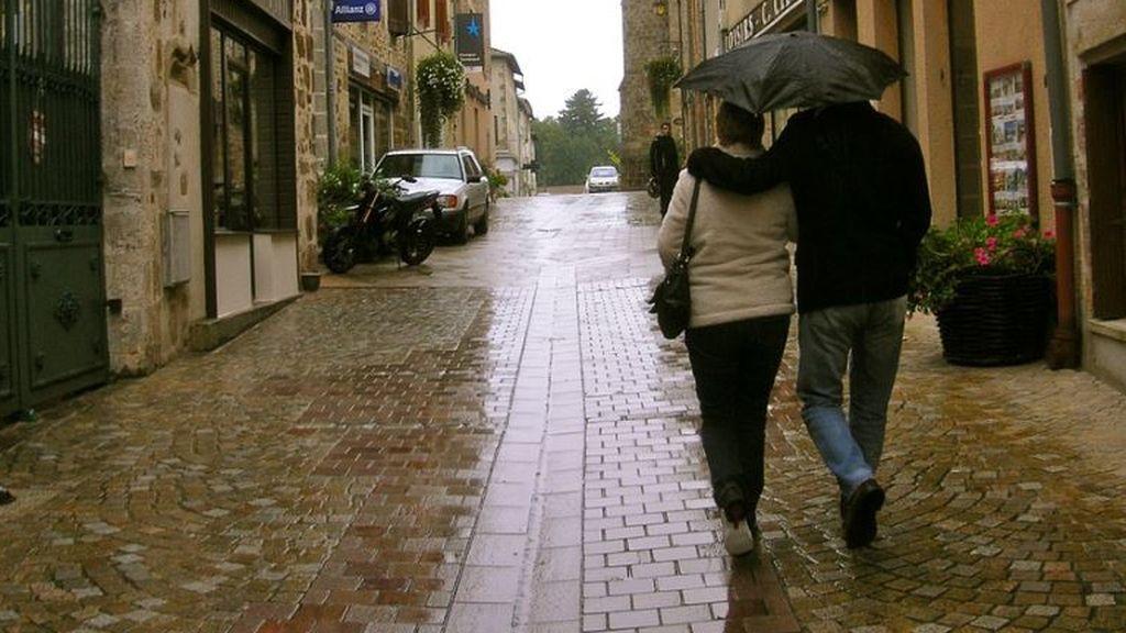Un frente extenderá las lluvias: el tiempo que nos espera el miércoles en España