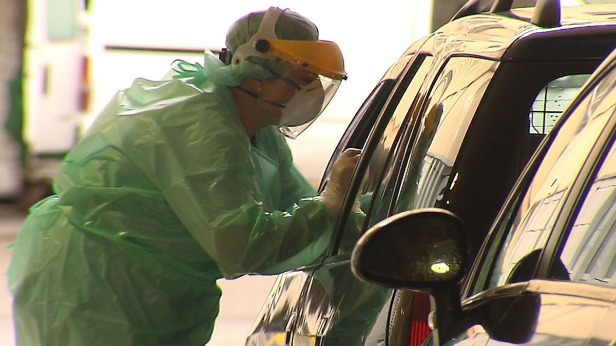 Suben los casos activos de coronavirus en Galicia por segundo día consecutivo