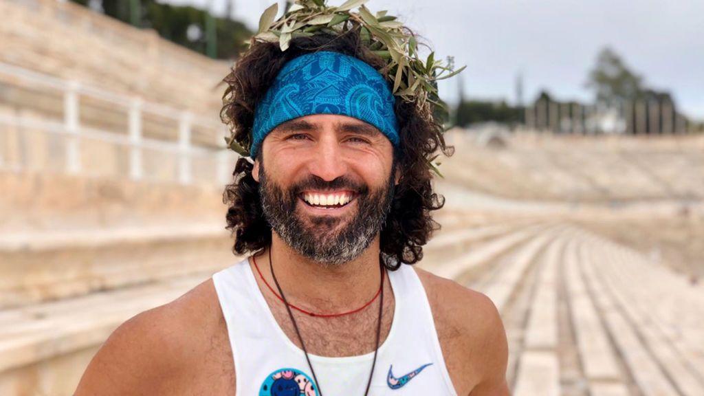 Raúl Gómez, cómico y presentador de 'Marathon Man'