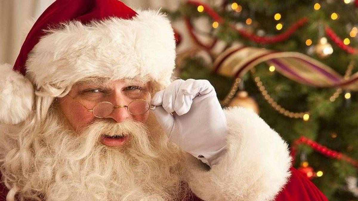 """Papa Noel podrá entregar los regalos porque es """"inmune"""", según la OMS"""