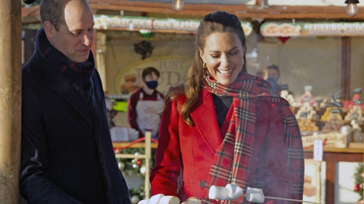 """El cuento de Navidad de los duques de Cambridge: """"Suceden cosas extraordinarias cuando trabajamos juntos"""""""