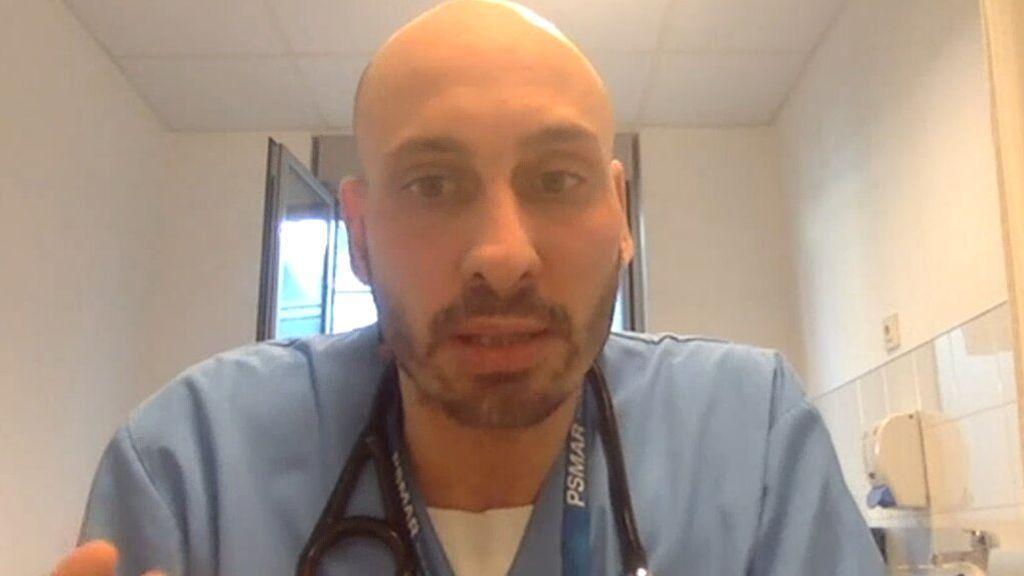 """El infectólogo Robert Güerri: """"Vamos a tener una tercera ola y si no somos diligentes habrá una cuarta"""""""
