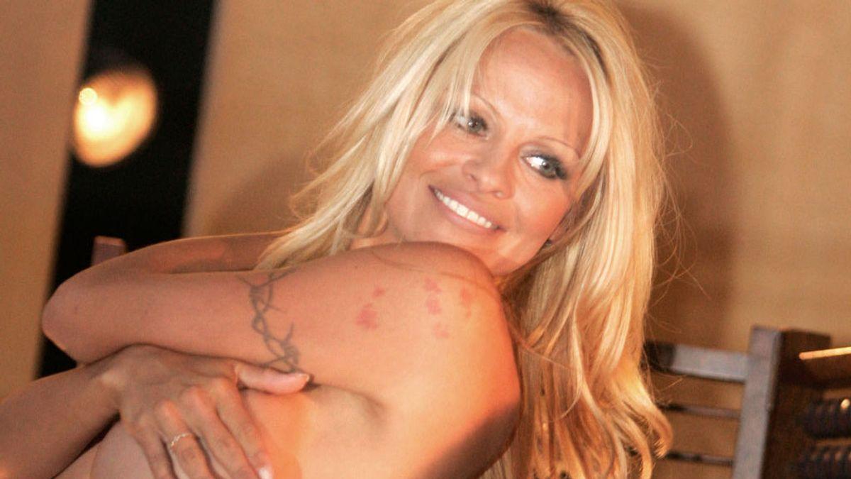 Pamela Anderson, en una imagen de archivo
