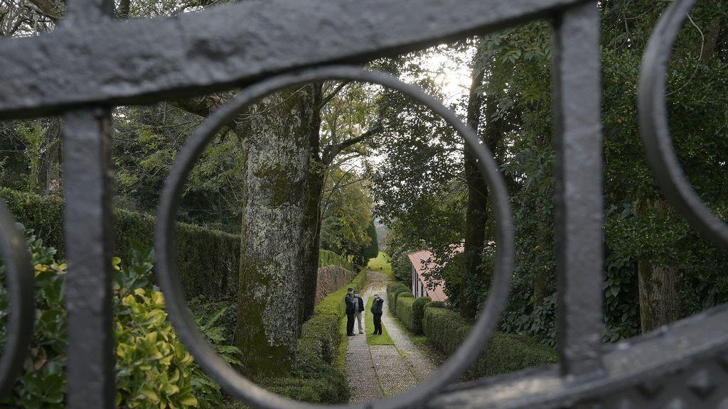 """El pazo de Meirás no podrá visitarse por las """"malas condiciones del interior"""""""