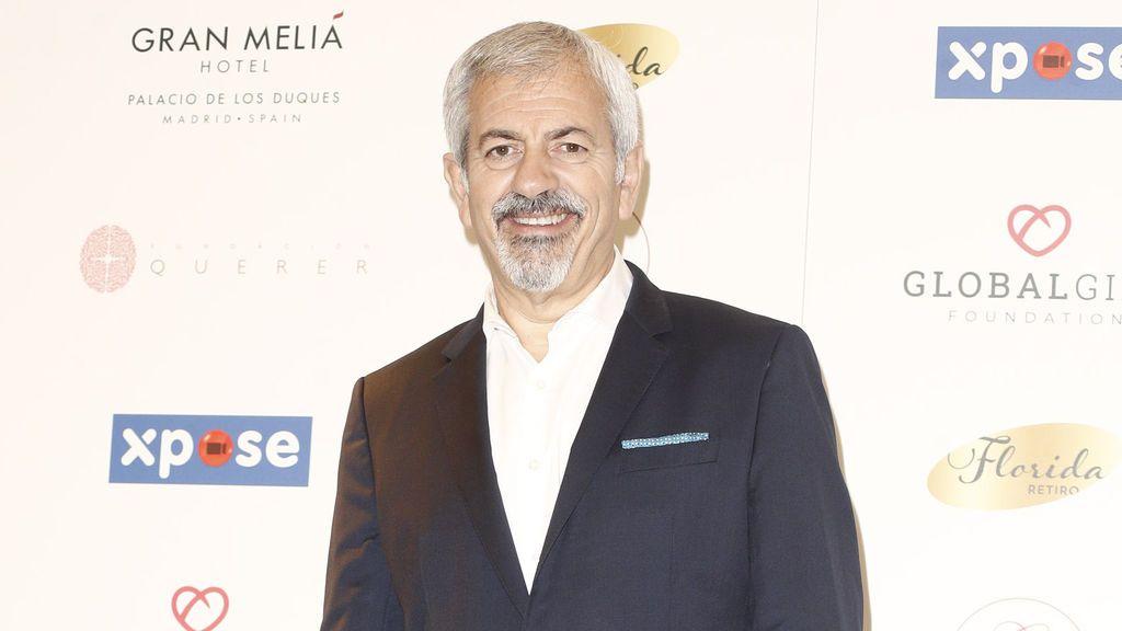 Carlos Sobera, presentador de televisión