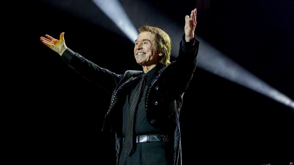 Contra viento y marea 6.0: Raphael se sube al escenario de Madrid este fin de semana