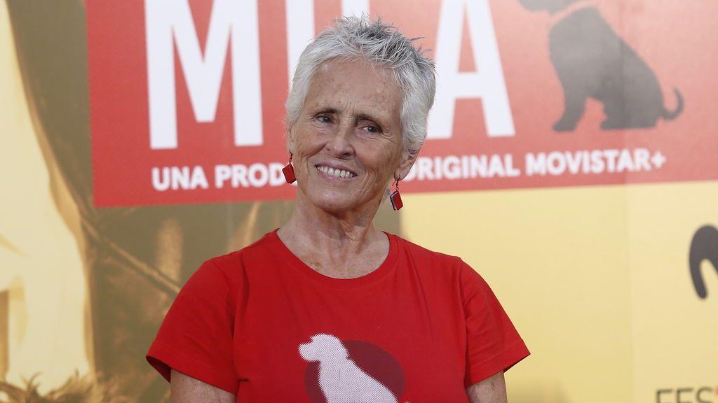 Mercedes Milá, periodista y presentadora de televisión