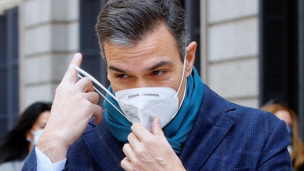 Última hora del coronavirus: Sánchez explica en el Congreso la evolución de la pandemia antes de Navidad