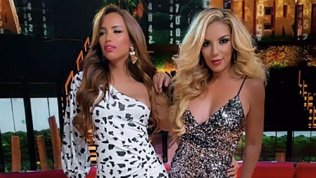 """Rebeca y Cristini liman asperezas tras las críticas de la brasileña: """"Somos amigas de verdad"""""""