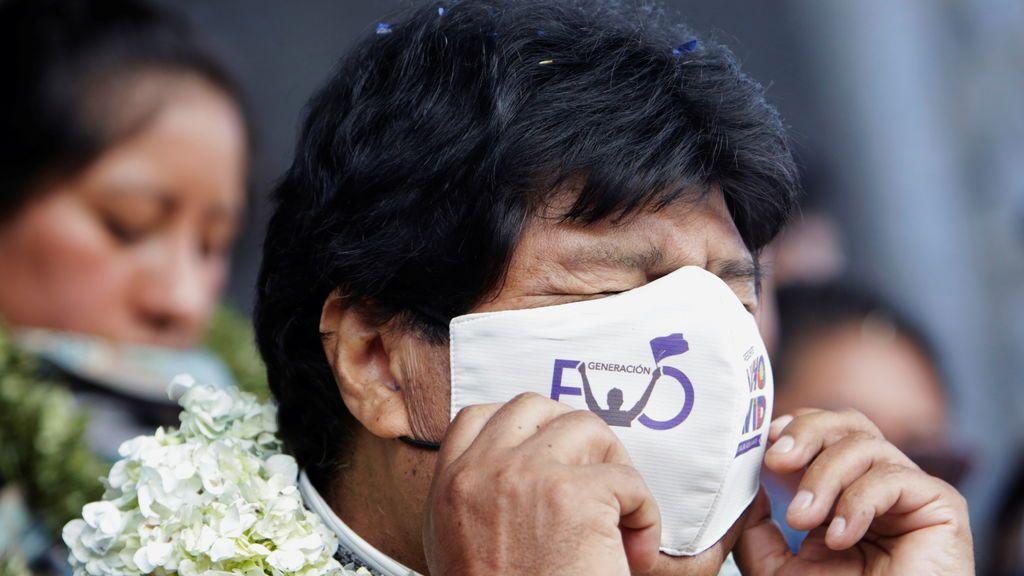 """Evo Morales, el """"sillazo"""" y la multiplicación de los memes"""