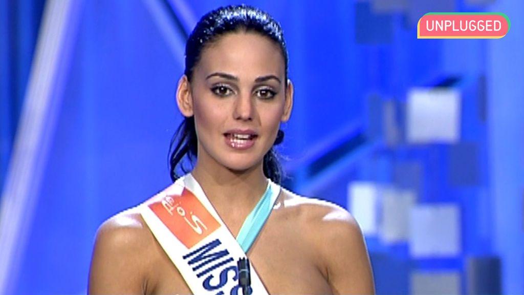 Cynthia Martínez en 'Miss España 2007'