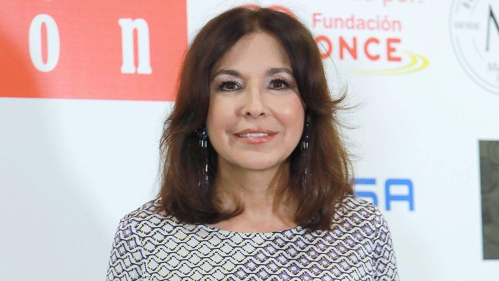 Isabel Gemio, presentadora de televisión