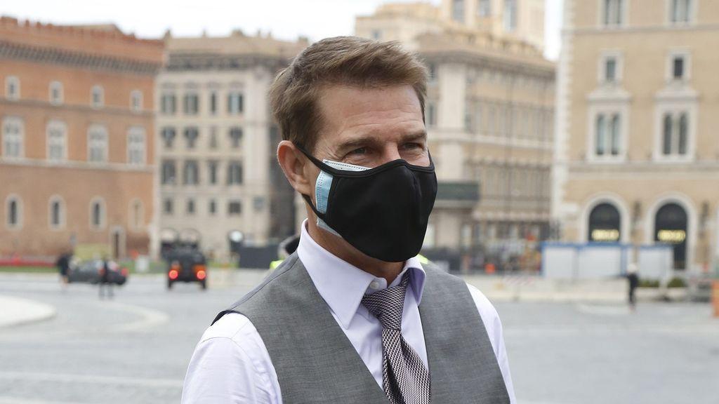 Tom Cruise estalla contra el equipo de Misión Imposible 7 por no respetar las medidas anticovid