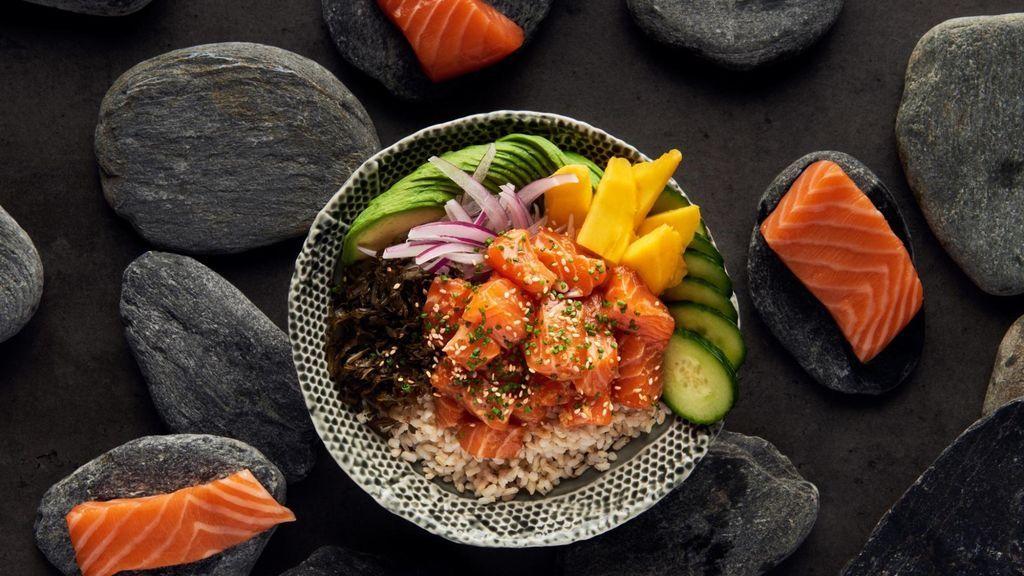 Tres recetas sencillas con salmón para sorprender en el menú de Nochebuena