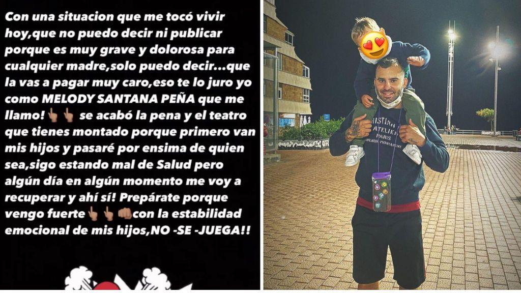 Graves acusaciones de Melody Santana hacia Jesé Rodríguez
