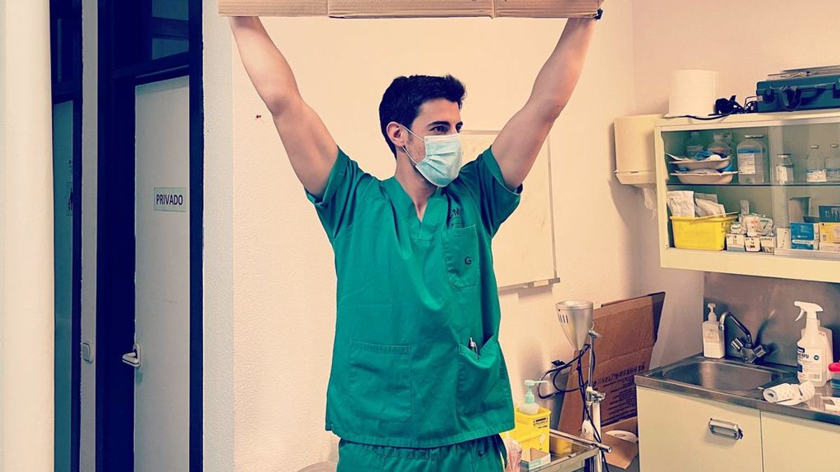 Médico residente