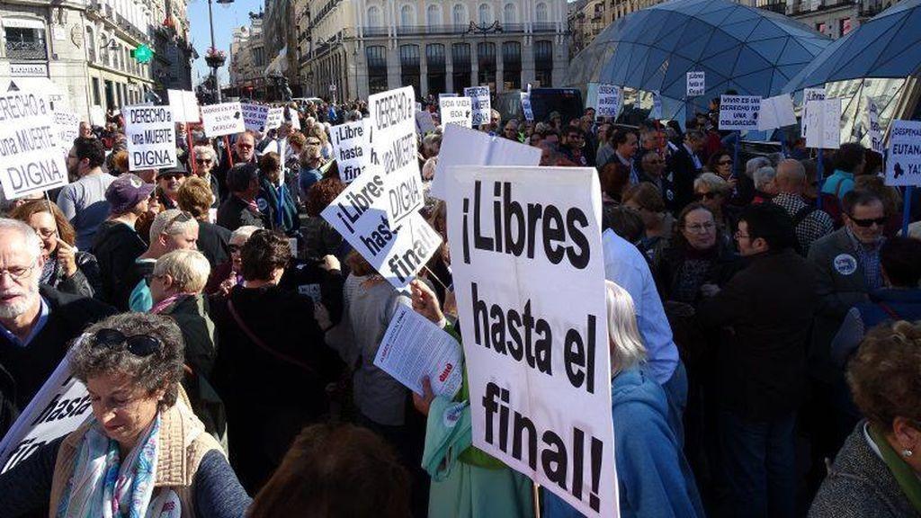 """Asociación Derecho a Morir Dignamente: """"Tras 36 años de lucha y sufrimiento la ley de la eutanasia ya esta aquí"""""""