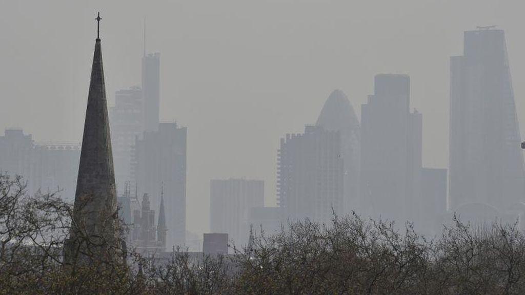Un tribunal británico dictamina el primer fallecimiento por contaminación del aire