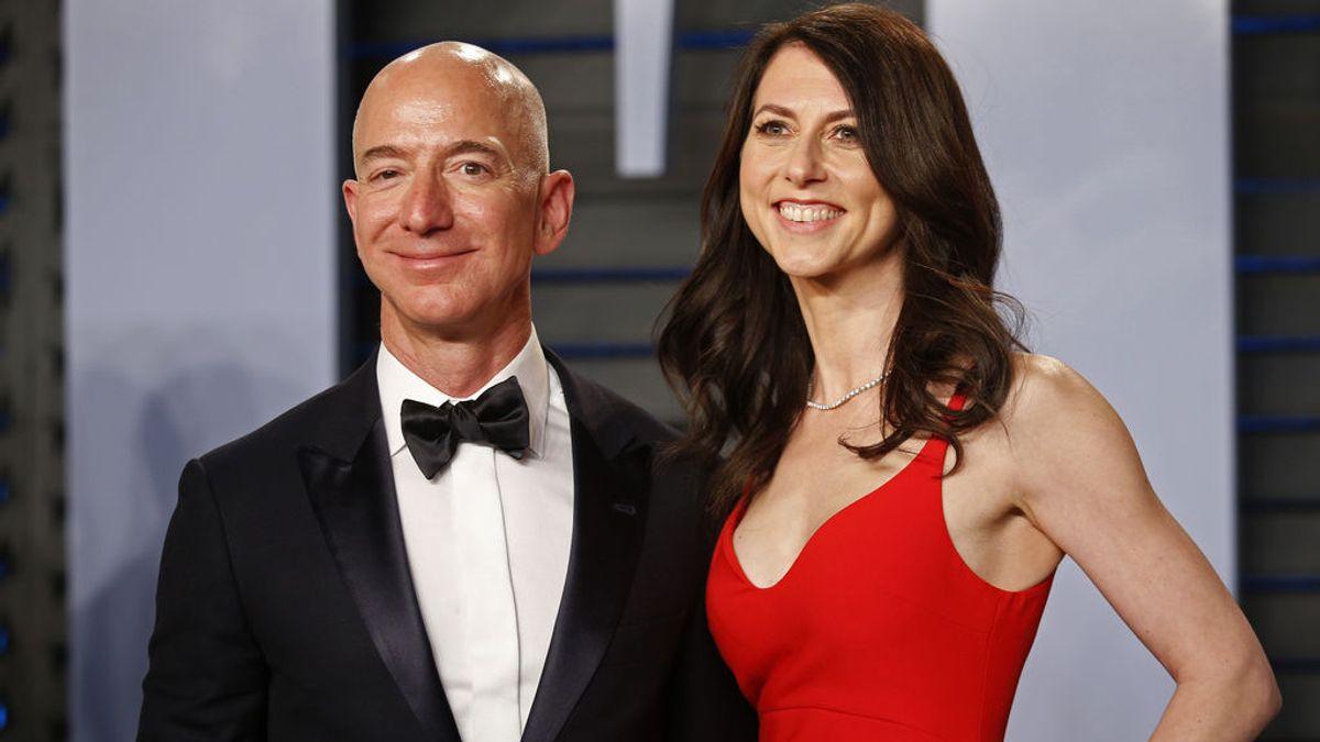 MacKenzie Scott, ex mujer de Jeff Bezos, ha donado 4.600 millones de euros en 2020 contra la pandemia