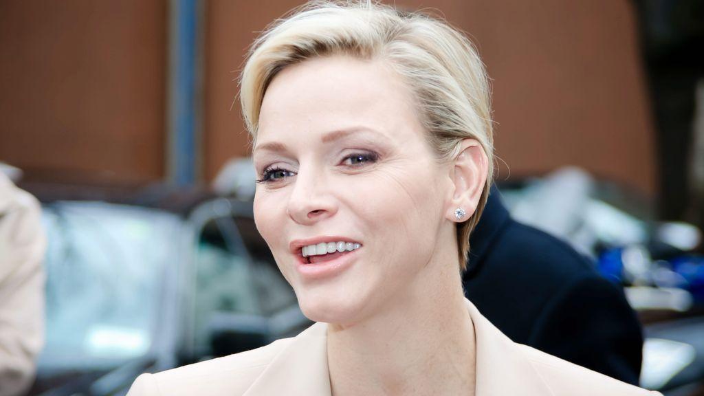 Charlene de Mónaco, en octubre de 2020