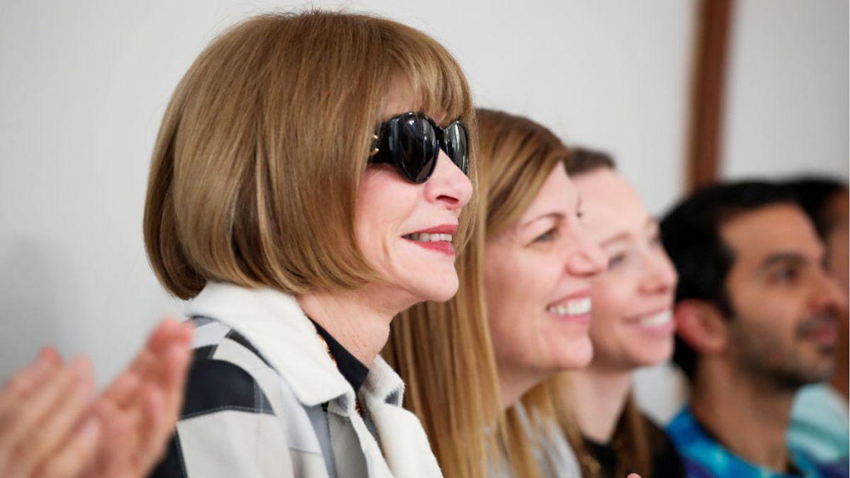 Anna Wintour, la mujer que inspiró al personaje de 'El diablo se viste de Prada', asciende en Condé Nast