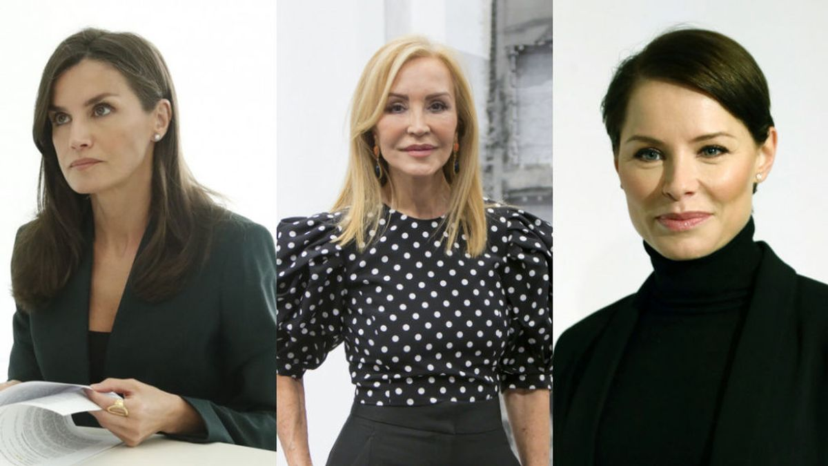 Famosos a los que les ha tocado la Lotería de Navidad: Desde la reina Letizia a Carmen Lomana o Soraya Arnelas