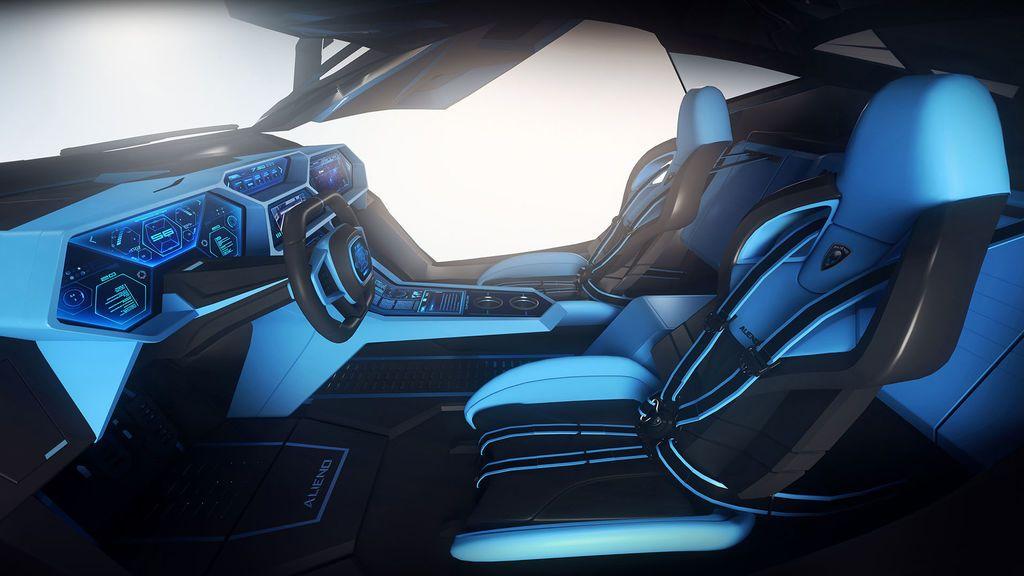 alieno hypercars 2