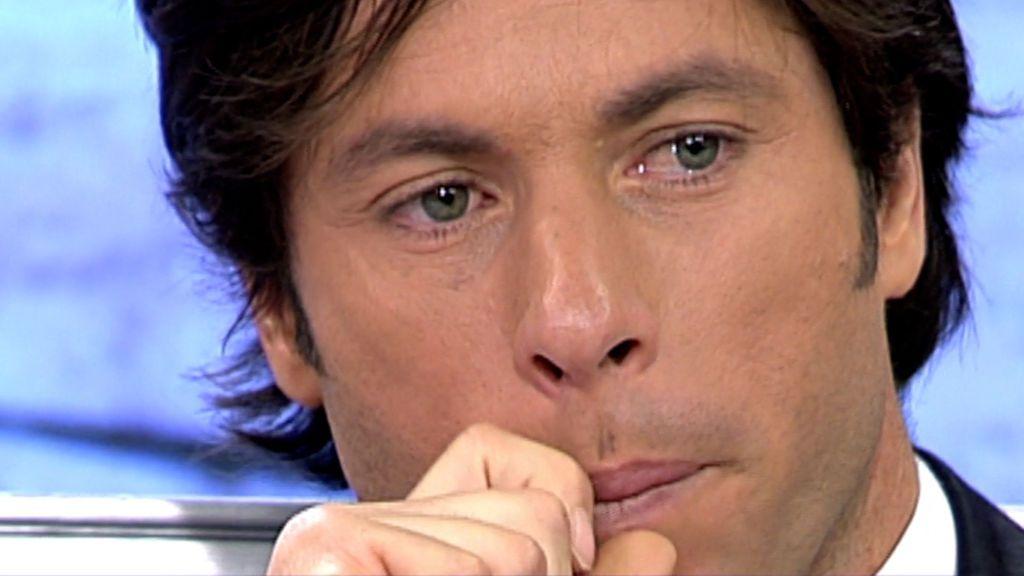 Canales Rivera en 'Sálvame Deluxe' en 2011