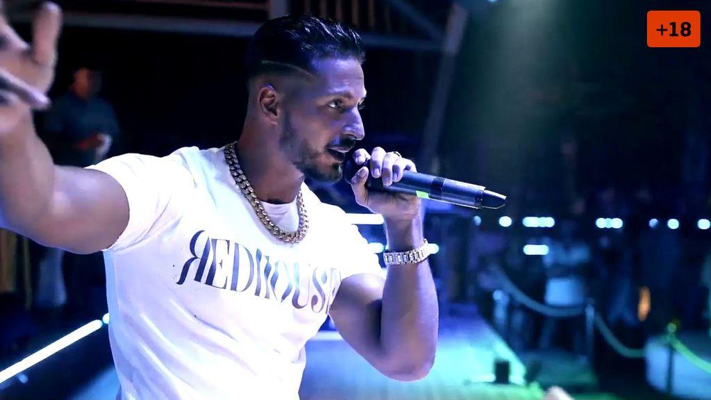 Nyno Vargas nos cuela en su último concierto en Marbella (2/2)