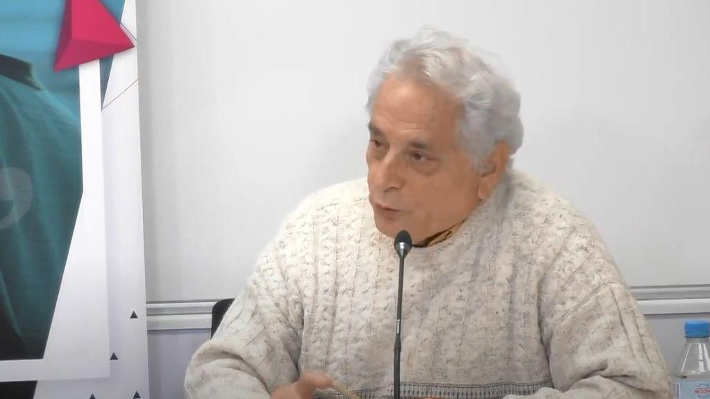 """Enrique Mateo, cofundador de la cooperativa de cohousing Convivir: """"No deseo que me archiven ni que me aparquen. Quiero vivir"""""""