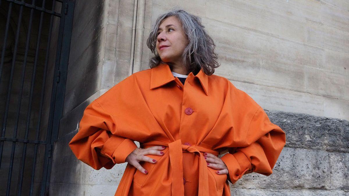 """Pilar Justicia, periodista: """"¿A qué edad es aceptable dejar de teñirse? Nadie debería decirme qué hacer con mi pelo ni cuándo?"""""""