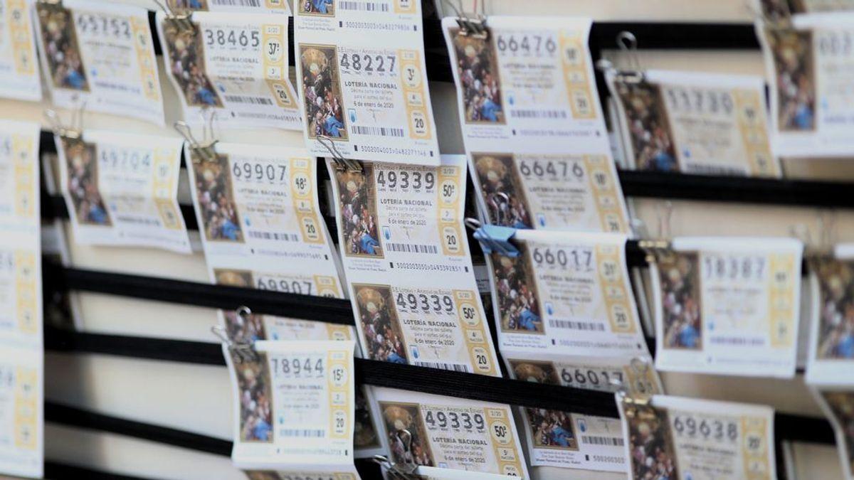 Los números con más suerte de la Lotería de Navidad: El 5 es el reintegro más repetido de 'El Gordo'
