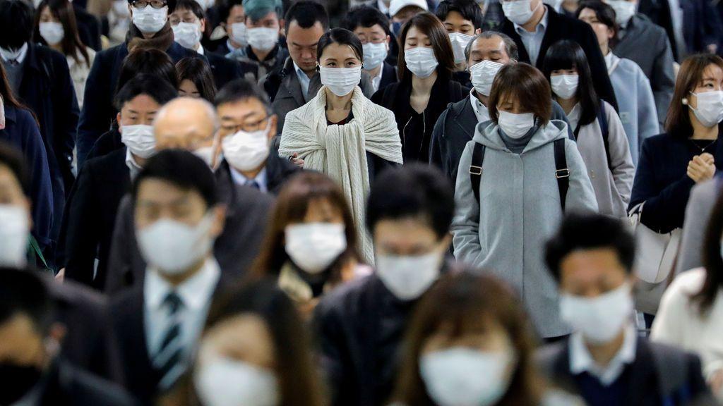 Tokio eleva la alerta al máximo por la situación hospitalaria del Covid 19
