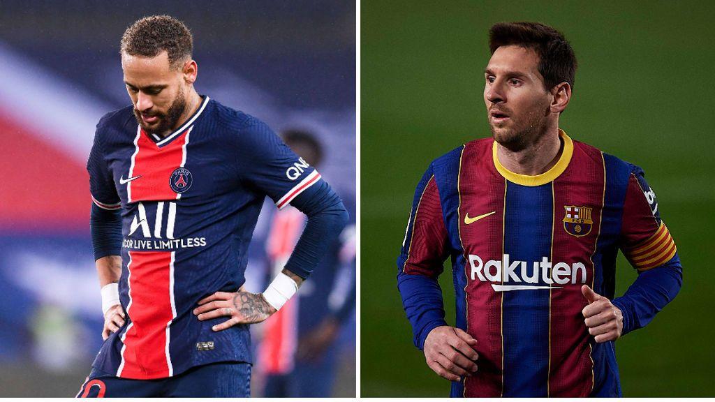 Neymar confirma su continuidad en el PSG y alimenta los rumores sobre el futuro de su amigo Messi