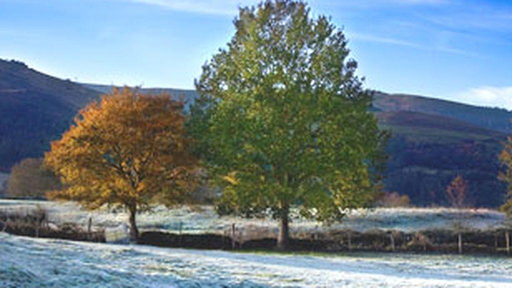 La AEMET prevé un invierno más seco y con temperaturas más altas de lo normal