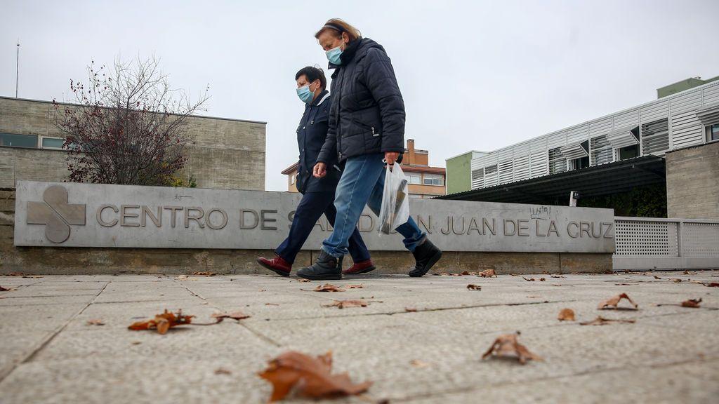 Madrid sube a 2.471 contagios de coronavirus y los muertos caen a 6