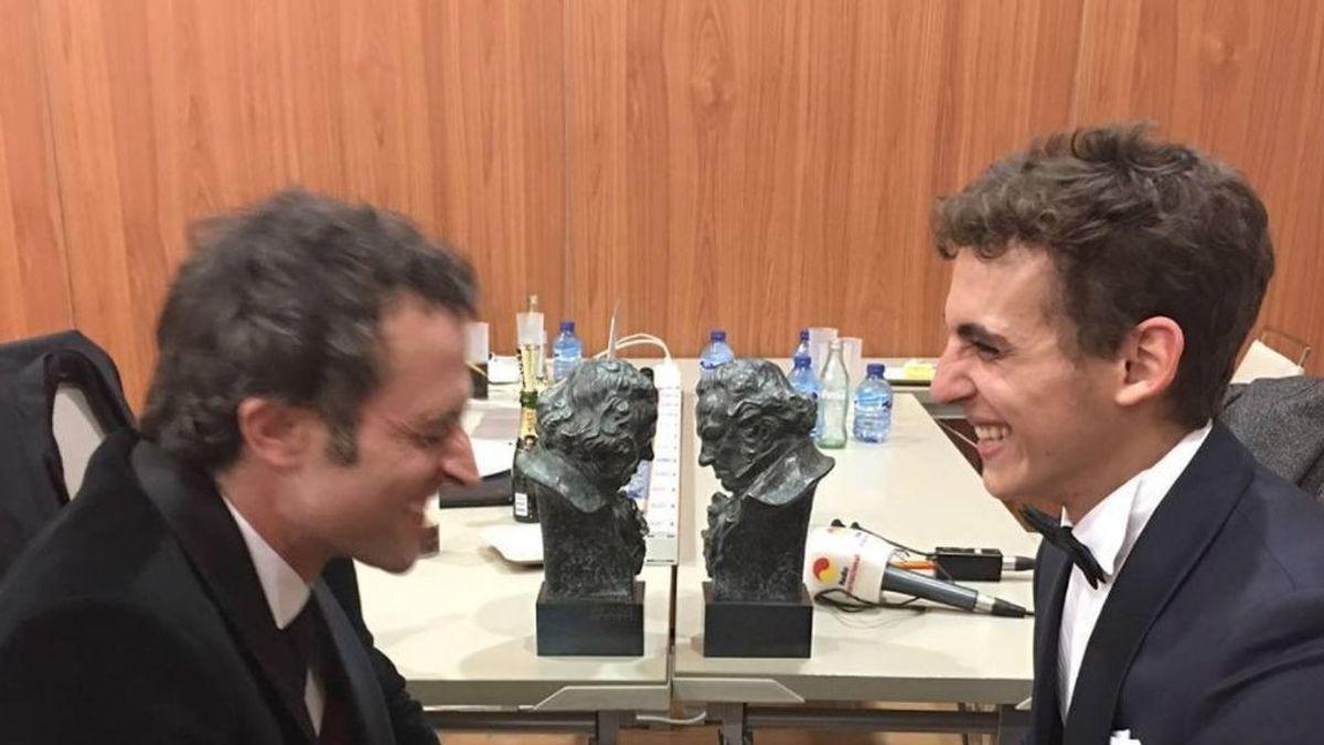 La relación entre Daniel Guzmán y Miguel Herrán, una amistad que les ha cambiado la vida a los dos