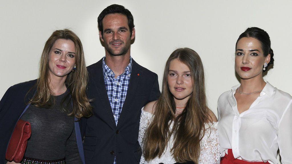 En su matrimonio dieron la bienvenida a Amelia, Ana, José y Sofía.