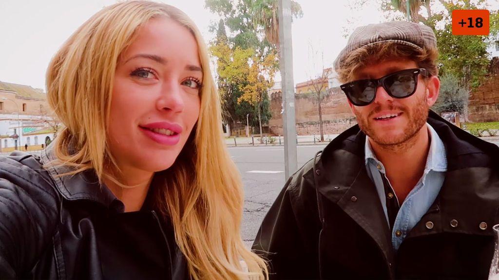 Mayka e Inma nos cuelan en su viaje a Sevilla (2/2)