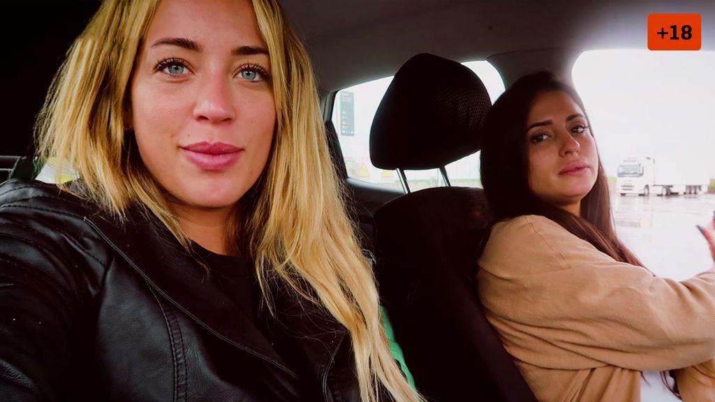 Mayka e Inma nos cuelan en su viaje a Sevilla (1/2)