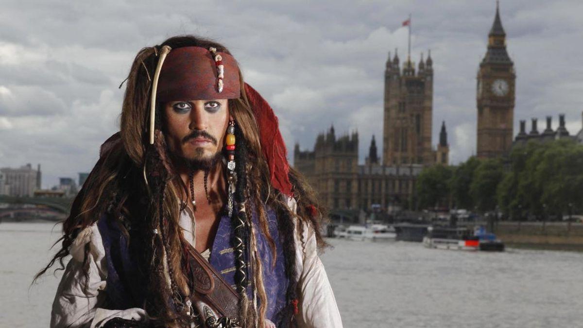 Peligra el futuro del Jack Sparrow: Disney considera no contar con Johnny Depp en 'Piratas del Caribe'