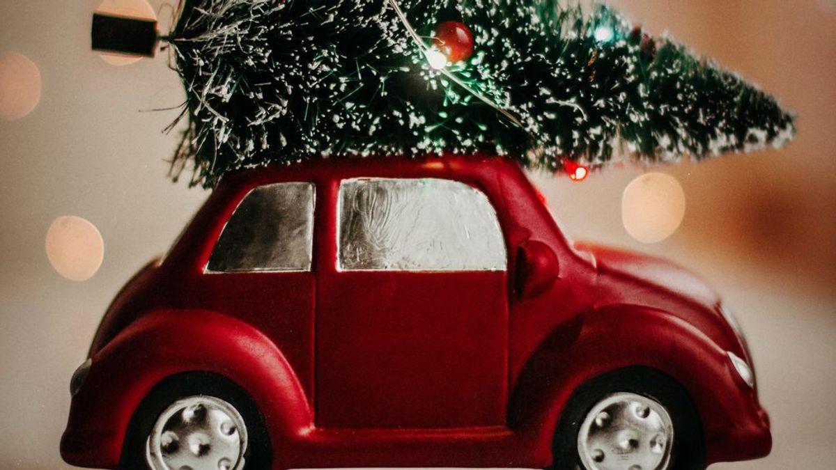 ¿Quieres saber si puedes viajar entre comunidades esta Navidad? El mapa que te lo dice