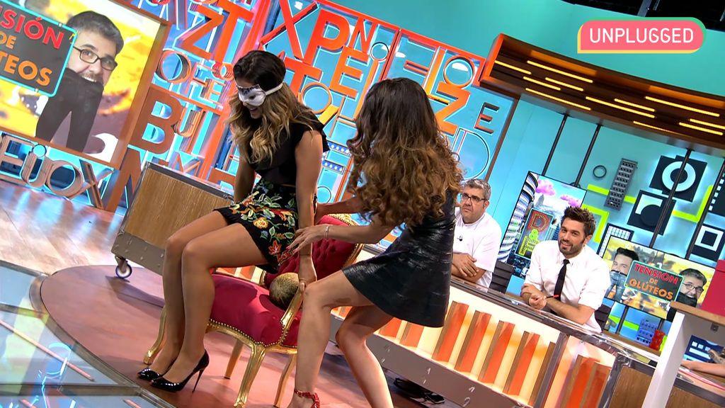 Cynthia Martínez en 'Dani y Flo'