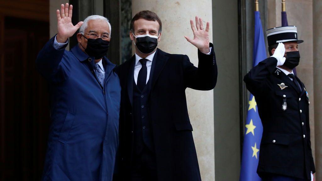 Del primer ministro portugués al presidente del Consejo Europeo: las otras cuarentenas tras el positivo de Macron