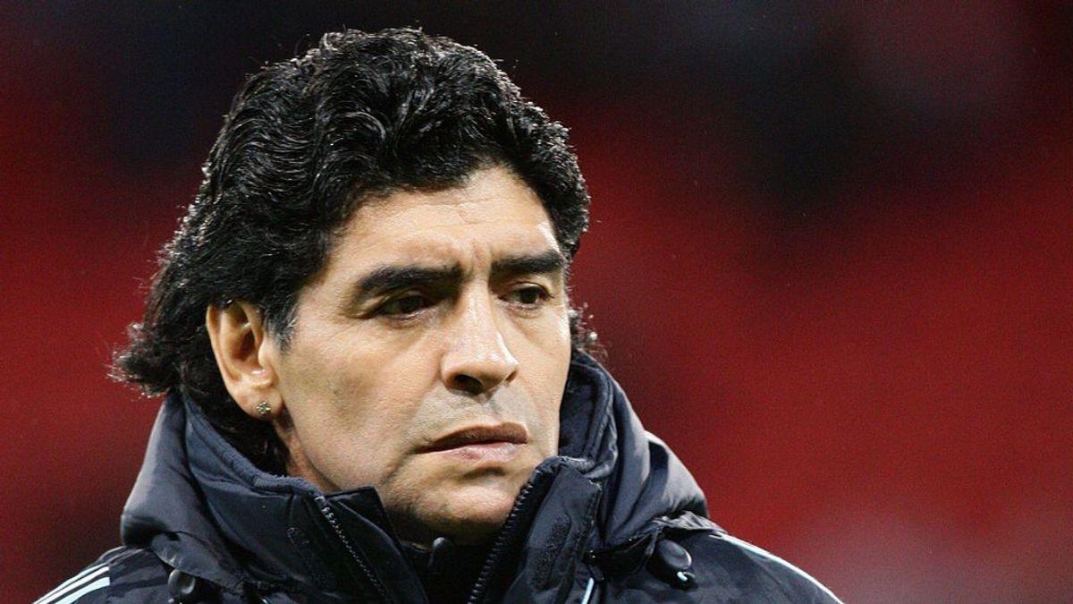 La justicia argentina ordena no incinerar el cuerpo de Maradona para más pruebas de paternidad