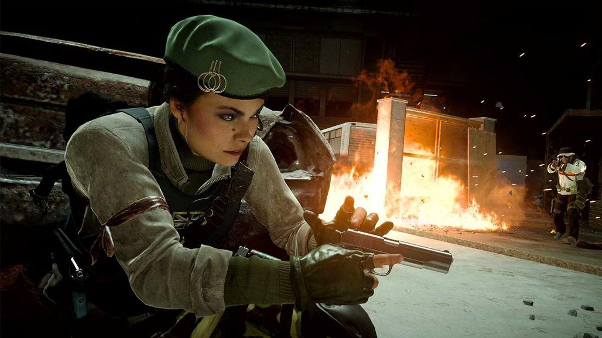 CoD Black Ops Cold War y Warzone