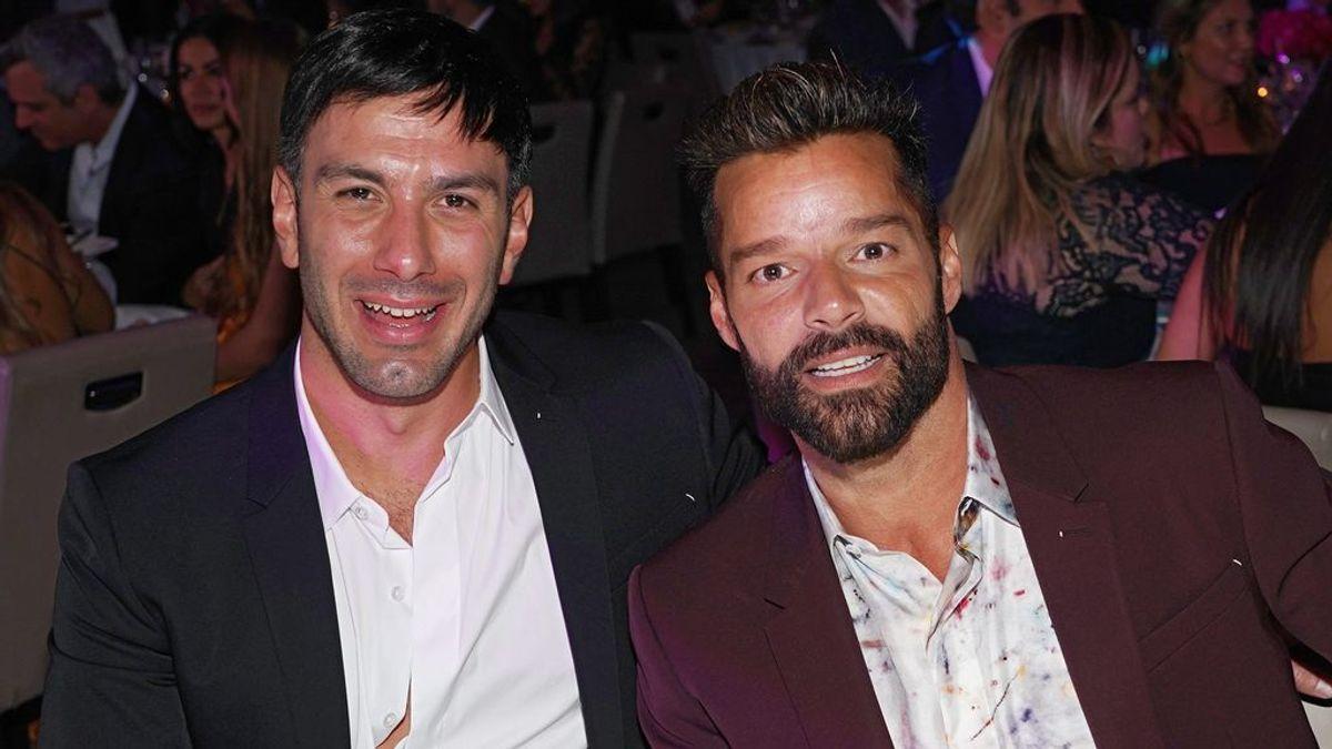 """Ricky Martin y Jwan Yosef enseñan cuánto ha crecido Renn, su cuarto hijo: """"Está enorme"""""""