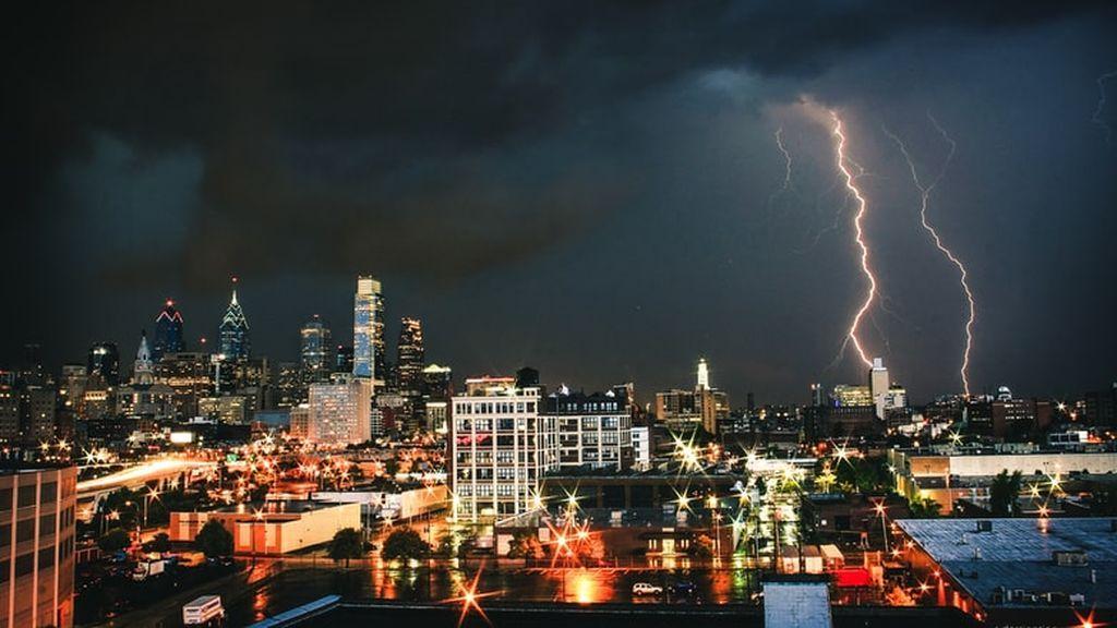Los edificios y emisiones de la ciudad amplifican las tormentas, descubre un estudio