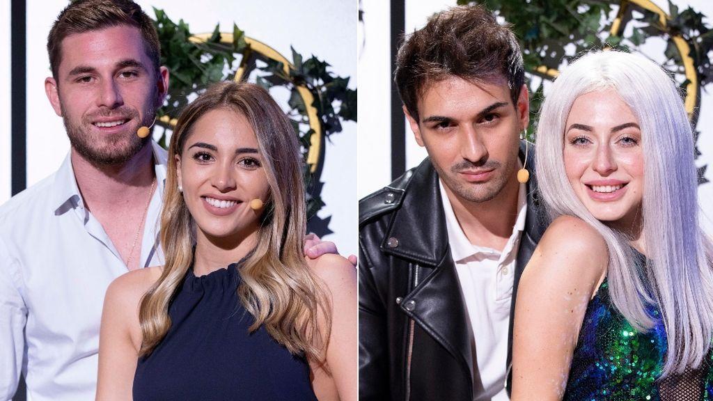Sandra y Tom y Mahi y Rafa: las nuevas parejas nominadas de 'La casa fuerte 2'