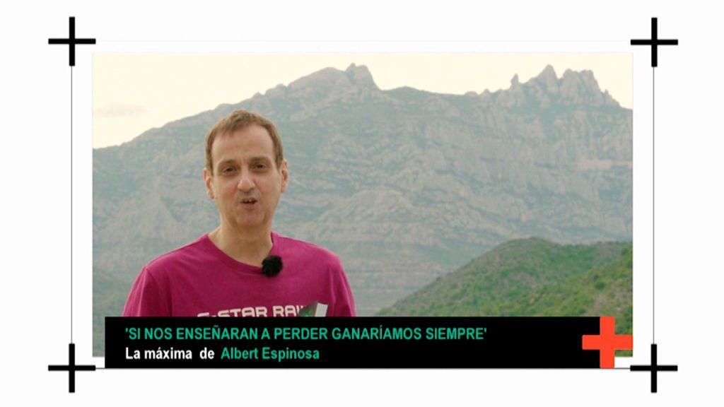 Albert Espinosa,  Pérerz-Reverte y el libro de cocina de Berasategui y David de Jorge